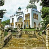 Дворец Эмира Бухарского в Железноводске. :: Ольга Зубова