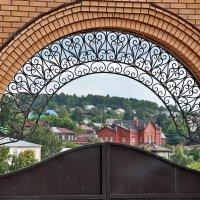 Взгляд на Бирск из Свято-Троицкого женского монастыря :: Nina Karyuk