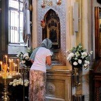 Молитва о близких. :: Геннадий Александрович