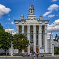 Москва. ВДНХ :: Николай Николенко