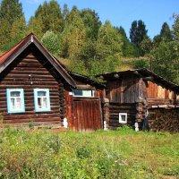 Домик в деревне :: Алексей Екимовских