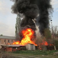 Пожар :: Алексей Кузнецов