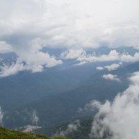 Горы и облака :: Lersa