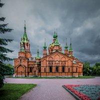 Церковь Александра Невского :: Андрей Неуймин