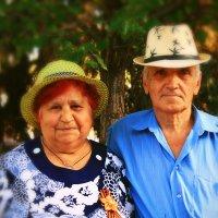 красивая пара :: Линка Седых