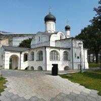 Церковь Зачатия Святой Анны :: Владимир Прокофьев