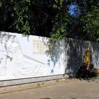 Мемориал с. Мордвиновка Мелитопольского района :: Татьяна Пальчикова