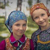 Сестренки :: Сергей Бушуев