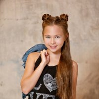 Юная модель :: Елена Сухова
