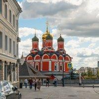 Прогулка по Москве :: Nyusha