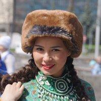 Шорская девушка :: Наталия Григорьева