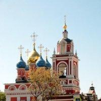 Храм Георгия Победоносца :: Татьяна Иванова