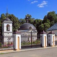 Врата к храму :: Евгений