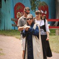Элронд, однако, сдал-то как на Заокраинном Западе! :: Олег Чемоданов