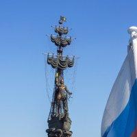 Прогулка по Москве реке :: Игорь Галанин