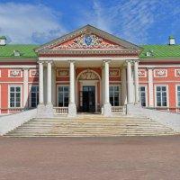 Дворец в Кусково :: Константин Анисимов