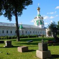 Толгский монастырь. Ярославль :: Надежда
