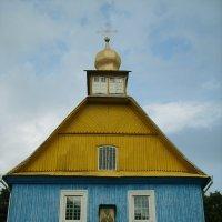 Церковь в Латыголи :: Алёна Сапунова