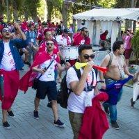 Болельщики из Туниса 2 :: Аркадий Баринов