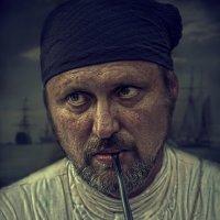 """«Я не Негоро! Меня зовут капитан Себастьян Перейра, торговец чёрным деревом!».....(""""Пятнадцатил :: Виктор Перякин"""