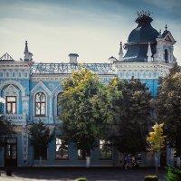 Краснодарский краевой художественный музей имени Ф. А. Коваленко :: Krasnodar Pictures