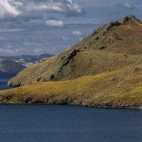 голая поверхность берега Байкала :: Георгий А