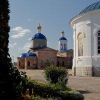 Вознесенский  монастырь. Сызрань. Самарская область :: MILAV V