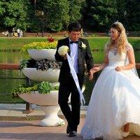 Осенние свадьбы :: Лариса