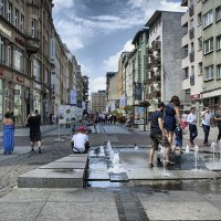 Пешеходная улица Вроцлава :: Lusi Almaz