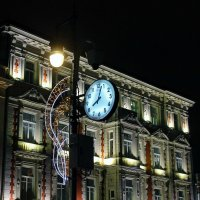 Городские часы :: dindin