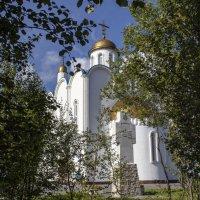 Церковь Спаса-на-водах :: Ольга Лиманская