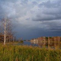Красоты озера горького... :: Лариса Димитрова