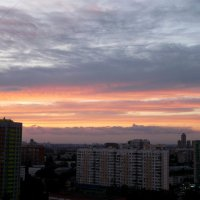 Небо в полосочку :: Ирина - IrVik