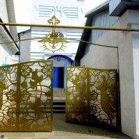 Свято-Успенский храм в Аксае :: Нина Бутко