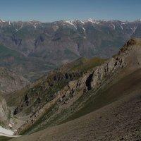 ПУТЕШЕСТВИЕ, перевал и прощай долина. :: Виктор Осипчук