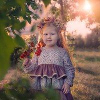 маленькое солнышко :: Ирина Демидова