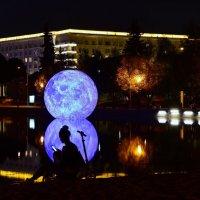 В лунном свете :: Ирина Бирюкова