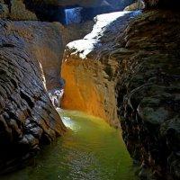 подземная река :: Хаджимурад Саидов