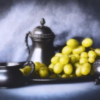 Виноградное гроно... :: Лариса Н