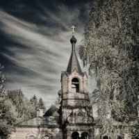 Серпухов Церковь Покрова Пресвятой Богородицы :: михаил