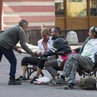 Костыль отдай ... нехороший человек!!! :: Александр Степовой