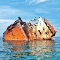 Затонувший корабль :: Екатерина Ермилова