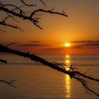 восход солнца на мысе Песчанная :: Георгий