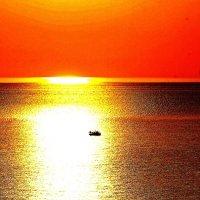 Восход над Чёрным морем :: Леонид leo