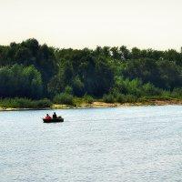 На рыбалке :: Сергей Землянский
