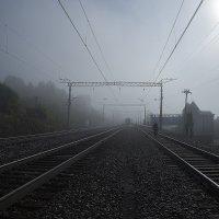 туман4 :: Павел Савин