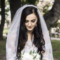 Невеста :: Рина Вишня