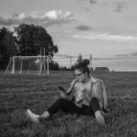 После футбола :: Вадим Sidorov-Kassil