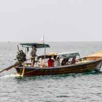 Андаманское море, Индийский океан :: Виктор Куприянов