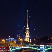 Петропавловская крепость :: Алексей Шуманов